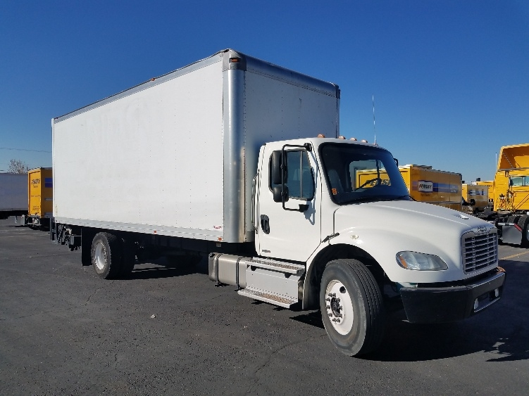 Medium Duty Box Truck-Light and Medium Duty Trucks-Freightliner-2012-M2-ALBUQUERQUE-NM-170,037 miles-$32,250