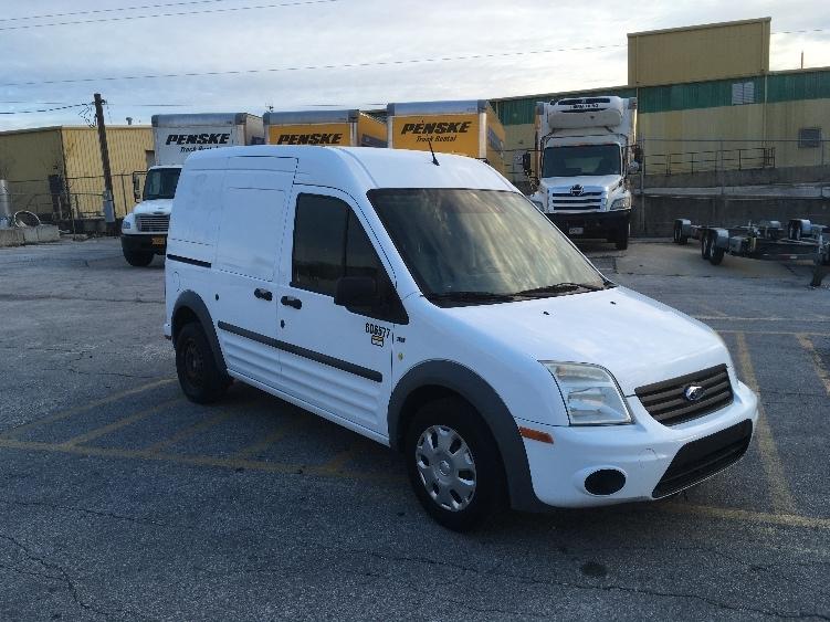 Cargo Van (Panel Van)-Light and Medium Duty Trucks-Ford-2011-TRANXLT-LOWELL-AR-125,817 miles-$11,750