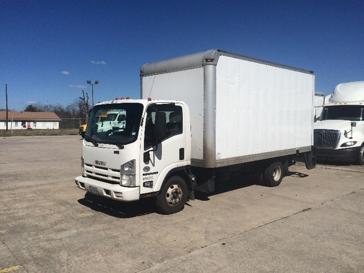 Medium Duty Box Truck-Light and Medium Duty Trucks-Isuzu-2011-NPR-HOUSTON-TX-202,081 miles-$17,000