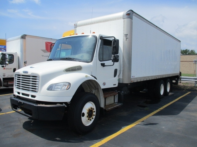 Medium Duty Box Truck-Light and Medium Duty Trucks-Freightliner-2011-M2-CHICOPEE-MA-422,359 miles-$23,000