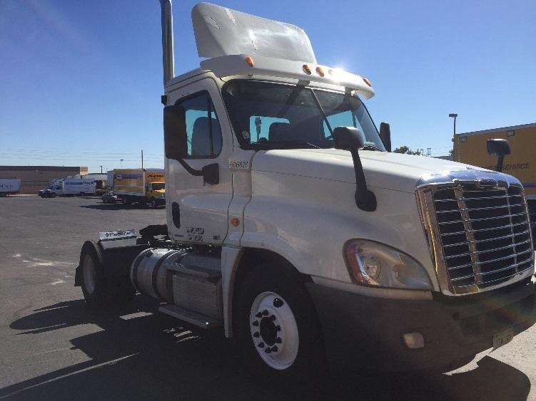 Day Cab Tractor-Heavy Duty Tractors-Freightliner-2012-Cascadia 12542ST-PHOENIX-AZ-407,256 miles-$33,250