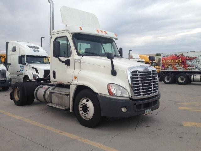 Day Cab Tractor-Heavy Duty Tractors-Freightliner-2012-Cascadia 12542ST-PHOENIX-AZ-285,334 miles-$55,750
