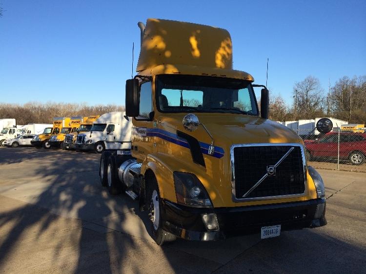 Day Cab Tractor-Heavy Duty Tractors-Volvo-2012-VNL64T300-ALBUQUERQUE-NM-406,068 miles-$32,500