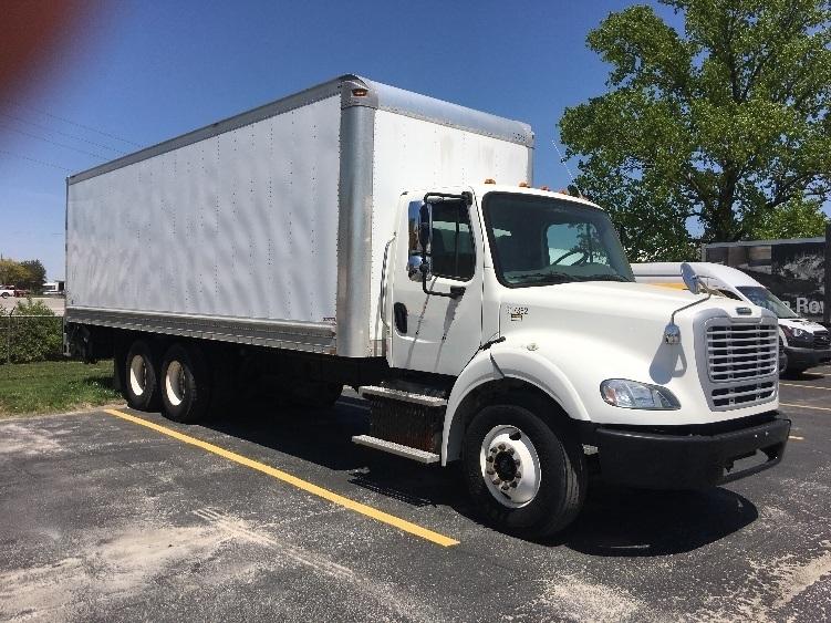 Medium Duty Box Truck-Light and Medium Duty Trucks-Freightliner-2013-M211264S-CLARKSVILLE-IN-77,932 miles-$61,750
