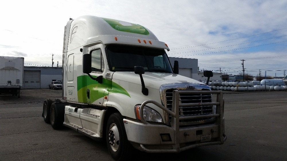 Sleeper Tractor-Heavy Duty Tractors-Freightliner-2012-Cascadia 12564ST-SPOKANE VALLEY-WA-570,705 miles-$36,250