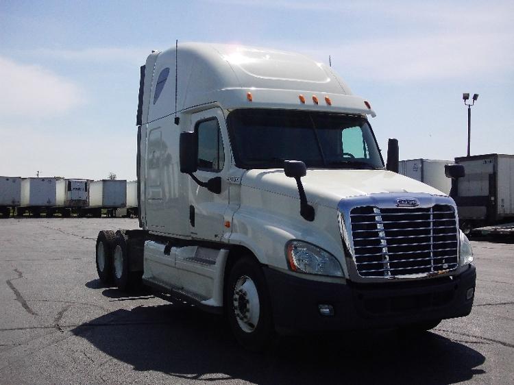Sleeper Tractor-Heavy Duty Tractors-Freightliner-2012-Cascadia 12564ST-ELKHART-IN-369,189 miles-$36,500