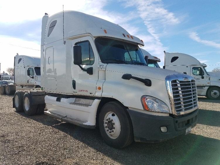 Sleeper Tractor-Heavy Duty Tractors-Freightliner-2012-Cascadia 12564ST-ALBUQUERQUE-NM-546,749 miles-$36,500
