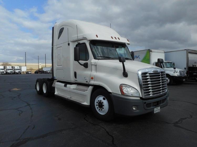 Sleeper Tractor-Heavy Duty Tractors-Freightliner-2012-Cascadia 12564ST-AUSTIN-TX-638,926 miles-$32,250