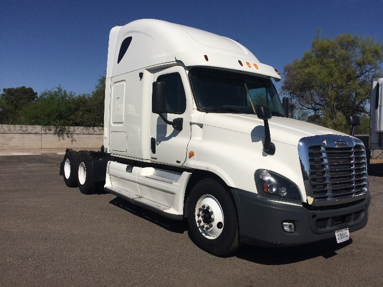Sleeper Tractor-Heavy Duty Tractors-Freightliner-2012-Cascadia 12564ST-PHOENIX-AZ-584,188 miles-$34,500