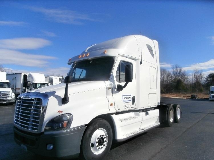 Sleeper Tractor-Heavy Duty Tractors-Freightliner-2012-Cascadia 12564ST-MEBANE-NC-341,962 miles-$43,250
