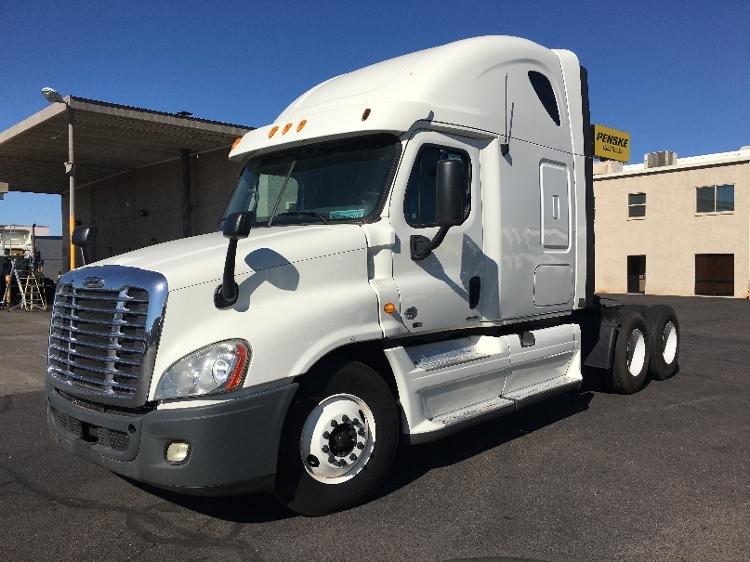 Sleeper Tractor-Heavy Duty Tractors-Freightliner-2012-Cascadia 12564ST-PHOENIX-AZ-502,411 miles-$39,500