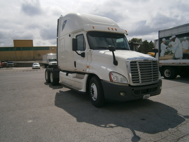 Sleeper Tractor-Heavy Duty Tractors-Freightliner-2012-Cascadia 12564ST-FORT SMITH-AR-383,077 miles-$41,500