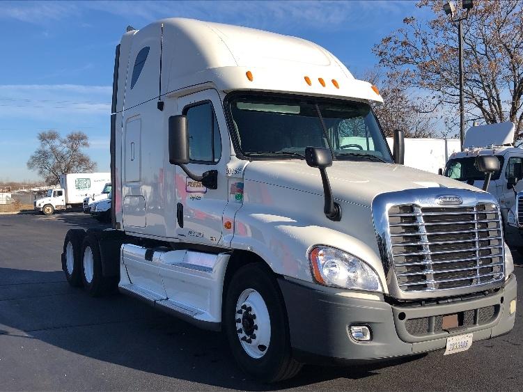 Sleeper Tractor-Heavy Duty Tractors-Freightliner-2012-Cascadia 12564ST-ELK GROVE VILLAGE-IL-722,401 miles-$30,750