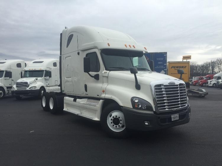 Sleeper Tractor-Heavy Duty Tractors-Freightliner-2012-Cascadia 12564ST-GADSDEN-AL-451,102 miles-$40,500