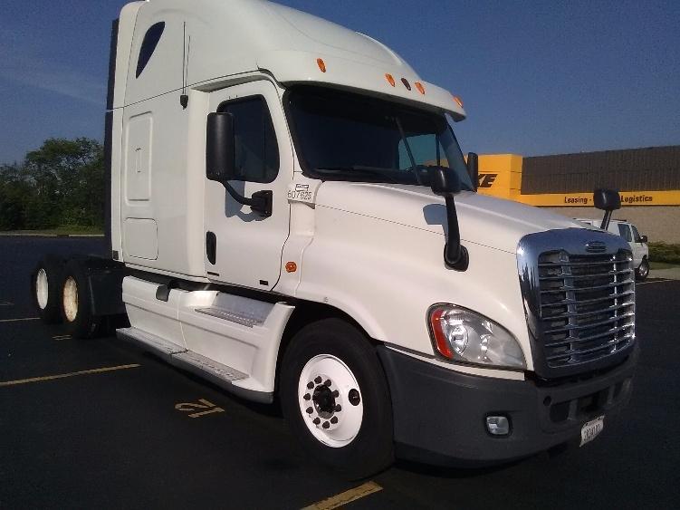 Sleeper Tractor-Heavy Duty Tractors-Freightliner-2012-Cascadia 12564ST-SWEDESBORO-NJ-549,754 miles-$35,250