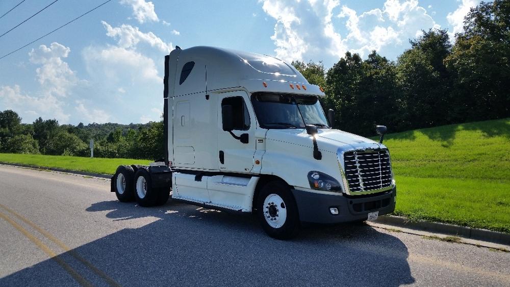 Sleeper Tractor-Heavy Duty Tractors-Freightliner-2012-Cascadia 12564ST-BIRMINGHAM-AL-424,137 miles-$41,500