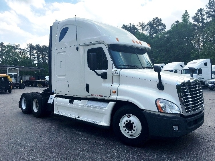 Sleeper Tractor-Heavy Duty Tractors-Freightliner-2012-Cascadia 12564ST-GAINESVILLE-GA-655,552 miles-$30,500