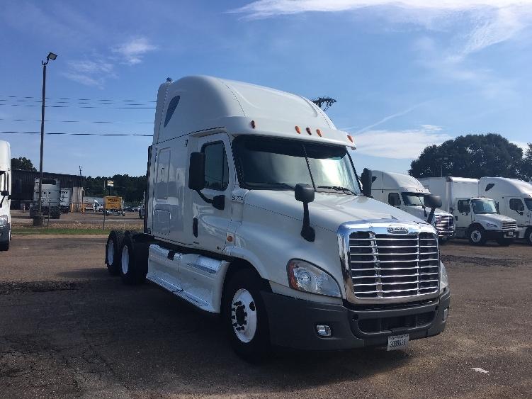 Sleeper Tractor-Heavy Duty Tractors-Freightliner-2012-Cascadia 12564ST-JACKSON-MS-691,078 miles-$32,000