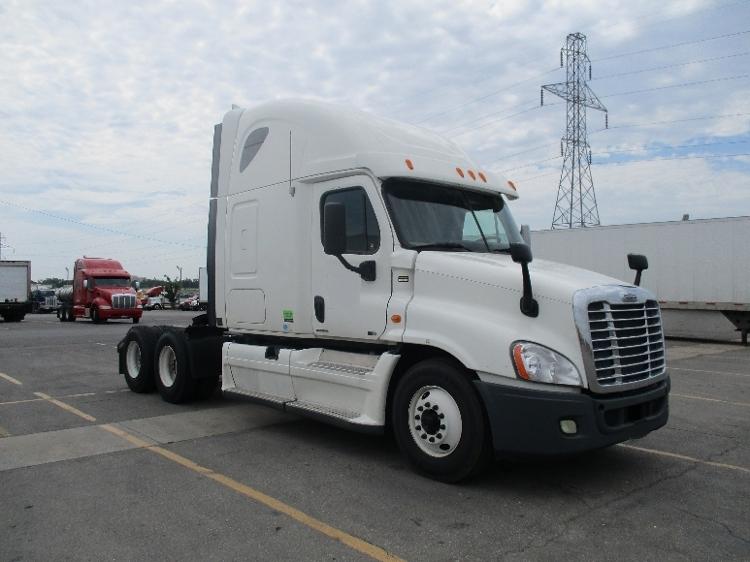 Sleeper Tractor-Heavy Duty Tractors-Freightliner-2012-Cascadia 12564ST-OKLAHOMA CITY-OK-523,757 miles-$47,000