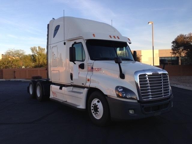 Sleeper Tractor-Heavy Duty Tractors-Freightliner-2012-Cascadia 12564ST-PHOENIX-AZ-389,724 miles-$44,000