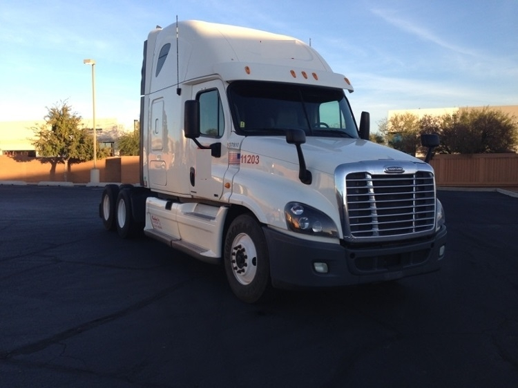 Sleeper Tractor-Heavy Duty Tractors-Freightliner-2012-Cascadia 12564ST-PHOENIX-AZ-367,300 miles-$45,500