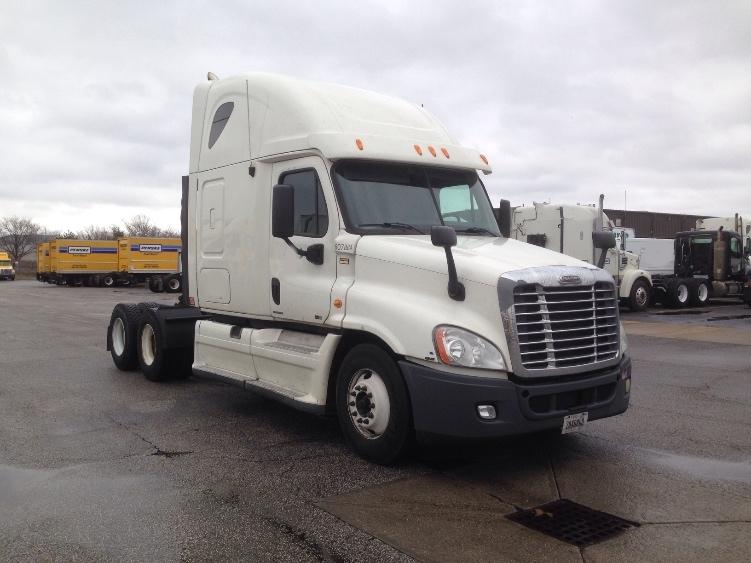 Used Sleeper Tractors For Sale In Pa Penske Used Trucks