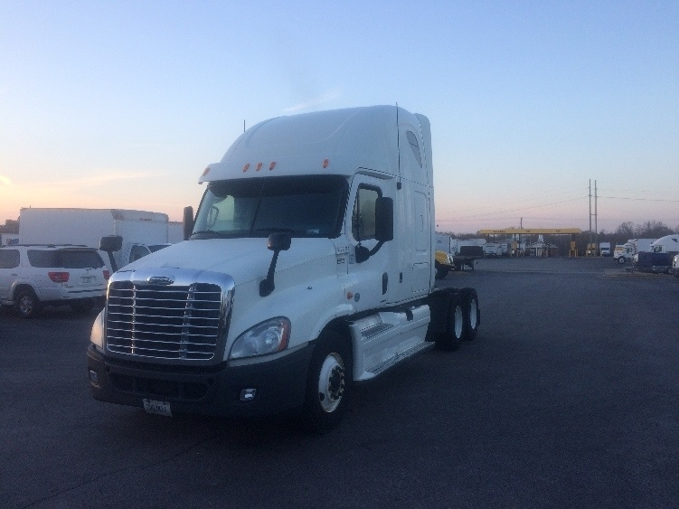 Sleeper Tractor-Heavy Duty Tractors-Freightliner-2012-Cascadia 12564ST-ASHEVILLE-NC-544,478 miles-$40,500