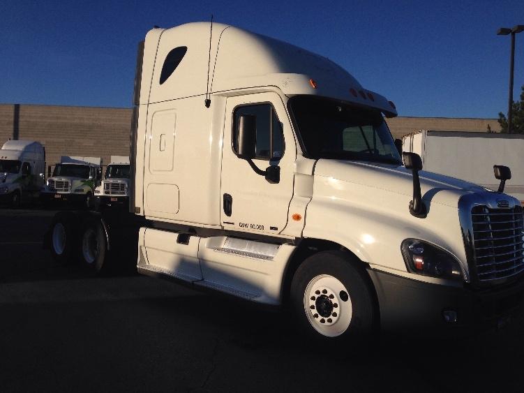 Sleeper Tractor-Heavy Duty Tractors-Freightliner-2012-Cascadia 12564ST-WEST VALLEY CITY-UT-599,364 miles-$33,750