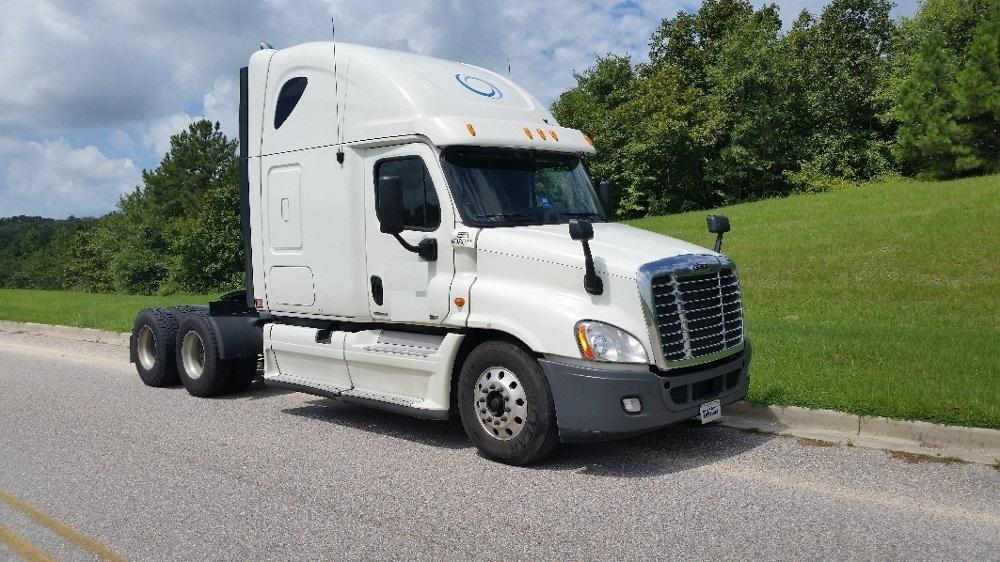 Sleeper Tractor-Heavy Duty Tractors-Freightliner-2012-Cascadia 12564ST-ALABASTER-AL-455,355 miles-$44,750