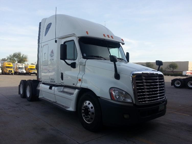 Sleeper Tractor-Heavy Duty Tractors-Freightliner-2012-Cascadia 12564ST-PHOENIX-AZ-481,446 miles-$45,000