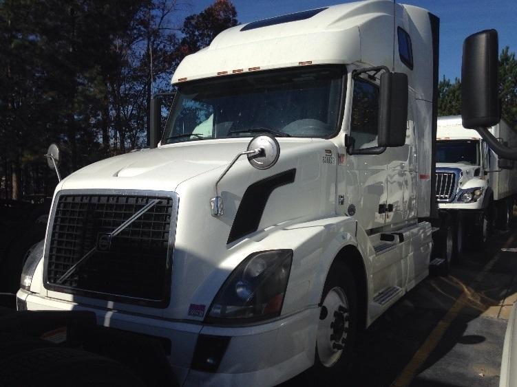 Sleeper Tractor-Heavy Duty Tractors-Volvo-2012-VNL64T670-DULUTH-GA-478,984 miles-$31,750