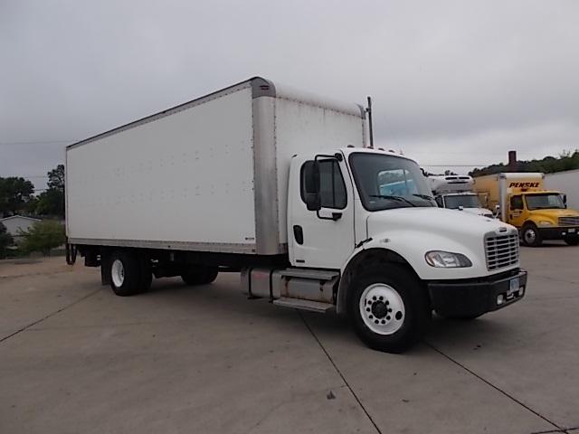 Medium Duty Box Truck-Light and Medium Duty Trucks-Freightliner-2012-M2-PARKERSBURG-WV-163,431 miles-$37,000
