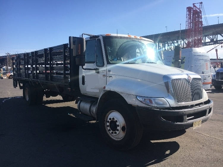 Flatbed Truck-Light and Medium Duty Trucks-International-2012-4300-SOUTH KEARNY-NJ-130,380 miles-$45,500