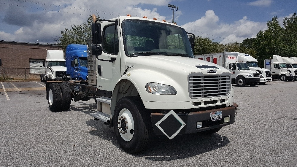 Cab and Chassis Truck-Light and Medium Duty Trucks-Freightliner-2011-M2-ATLANTA-GA-310,970 miles-$22,250