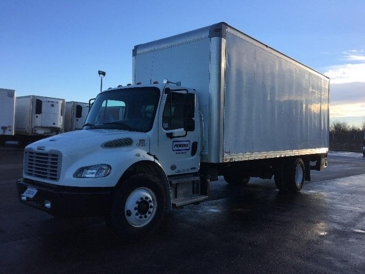Medium Duty Box Truck-Light and Medium Duty Trucks-Freightliner-2012-M2-GREER-SC-132,703 miles-$46,250