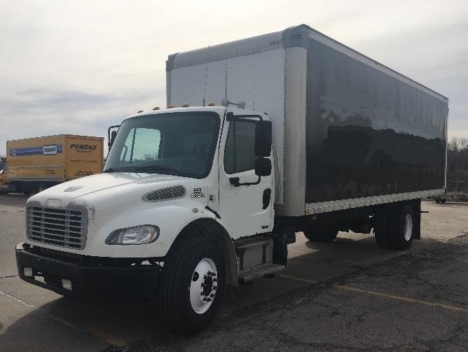 Medium Duty Box Truck-Light and Medium Duty Trucks-Freightliner-2011-M2-OMAHA-NE-290,650 miles-$23,500