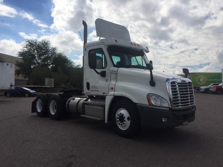 Day Cab Tractor-Heavy Duty Tractors-Freightliner-2012-Cascadia 12564ST-PHOENIX-AZ-363,431 miles-$40,500