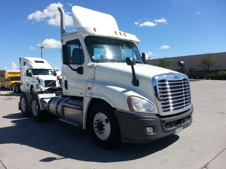 Day Cab Tractor-Heavy Duty Tractors-Freightliner-2012-Cascadia 12564ST-PHOENIX-AZ-285,310 miles-$40,000