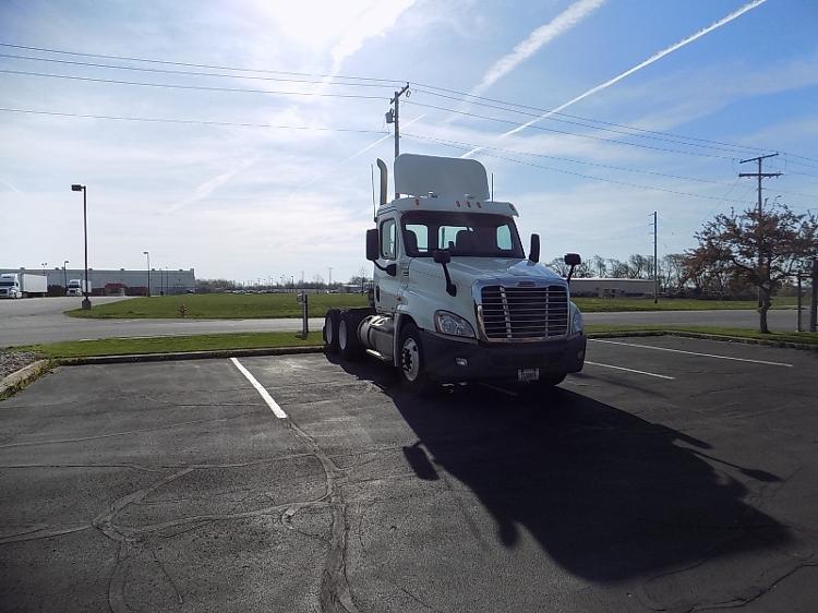 Day Cab Tractor-Heavy Duty Tractors-Freightliner-2012-Cascadia 12564ST-LA PORTE-IN-280,785 miles-$44,500