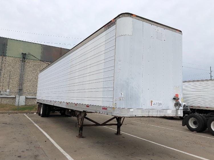 Dry Van Trailer-Semi Trailers-Great Dane-1990-Trailer-GARLAND-TX-295,151 miles-$6,000