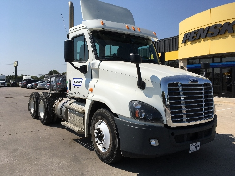 Day Cab Tractor-Heavy Duty Tractors-Freightliner-2012-Cascadia 12564ST-DALLAS-TX-177,637 miles-$48,250