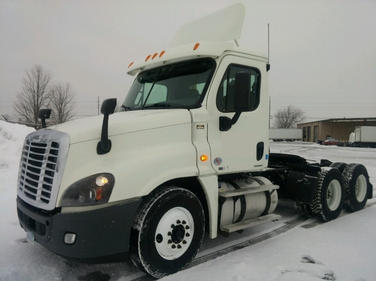 Day Cab Tractor-Heavy Duty Tractors-Freightliner-2012-Cascadia 12564ST-HOLLAND-MI-254,951 miles-$41,000