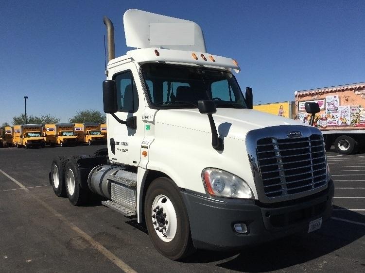 Day Cab Tractor-Heavy Duty Tractors-Freightliner-2012-Cascadia 12564ST-PHOENIX-AZ-503,182 miles-$36,000