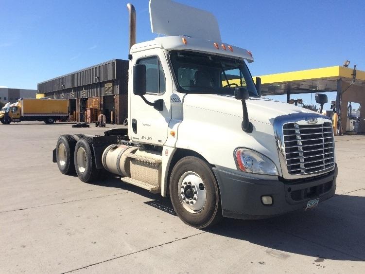 Day Cab Tractor-Heavy Duty Tractors-Freightliner-2012-Cascadia 12564ST-PHOENIX-AZ-288,931 miles-$43,250
