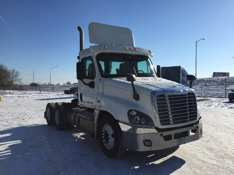 Day Cab Tractor-Heavy Duty Tractors-Freightliner-2012-Cascadia 12564ST-INDIANAPOLIS-IN-263,761 miles-$35,500