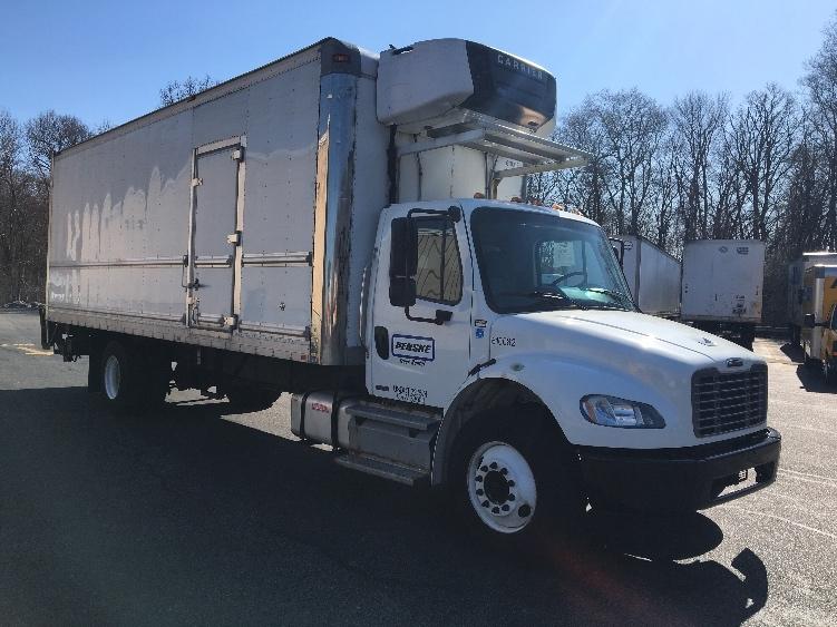 Reefer Truck-Light and Medium Duty Trucks-Freightliner-2012-M2-MEDFORD-MA-135,936 miles-$51,250