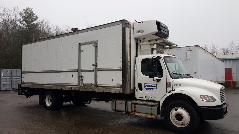 Reefer Truck-Light and Medium Duty Trucks-Freightliner-2012-M2-SCARBOROUGH-ME-191,130 miles-$36,500