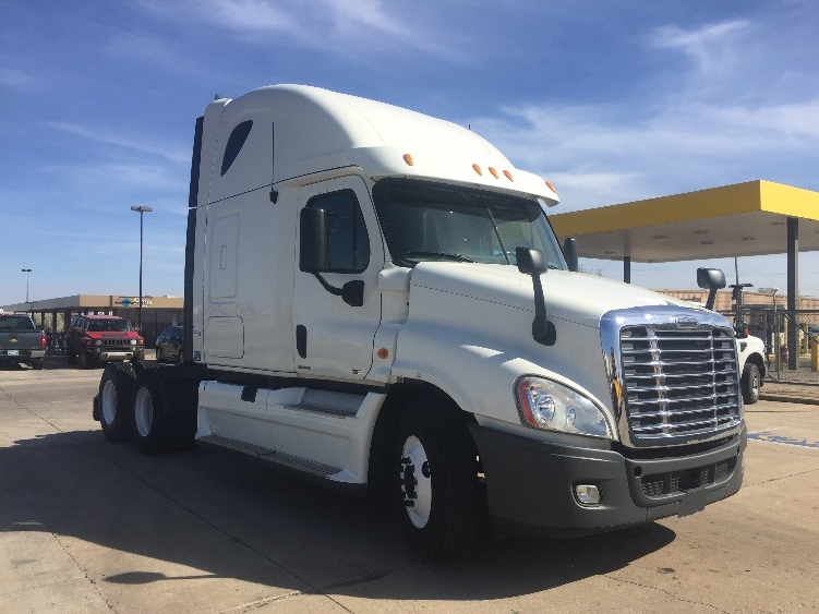 Sleeper Tractor-Heavy Duty Tractors-Freightliner-2012-Cascadia 12564ST-MUSKOGEE-OK-358,864 miles-$42,750