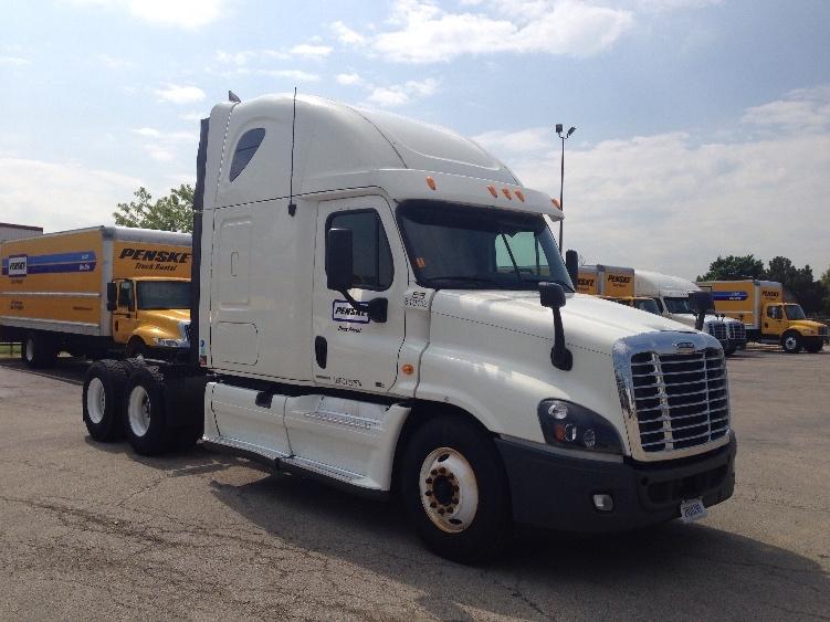 Sleeper Tractor-Heavy Duty Tractors-Freightliner-2012-Cascadia 12564ST-NORTH LAS VEGAS-NV-610,591 miles-$33,000