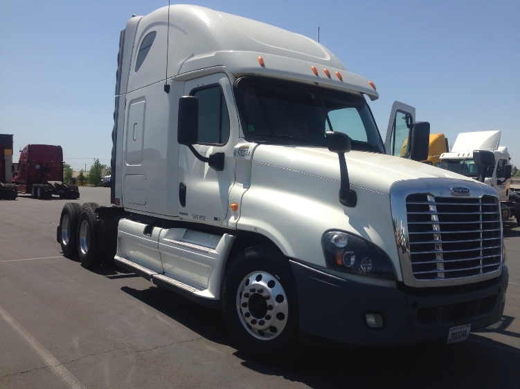 Sleeper Tractor-Heavy Duty Tractors-Freightliner-2012-Cascadia 12564ST-JESSUP-MD-488,917 miles-$48,250